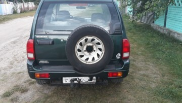 Suzuki Grand Vitara FT, 2000 г.