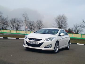 Hyundai i40 VF, 2014 г.