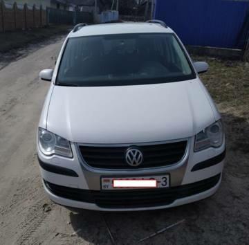 Volkswagen Touran I · Рестайлинг, 5 мест, 2009 г.