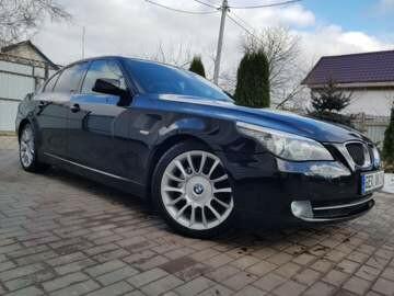 BMW 5 серия E60, E61, 2007 г.
