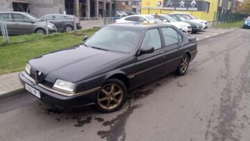 Alfa Romeo 164, 1997 г.