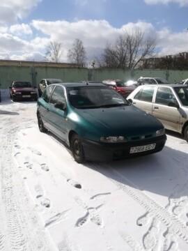 Fiat Bravo I, 1998 г.