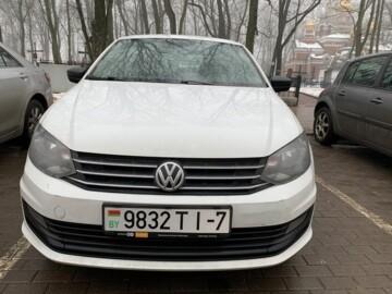 Volkswagen Polo Sedan I · Рестайлинг, 2019 г.