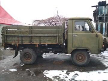 УАЗ 452, 1985 г.