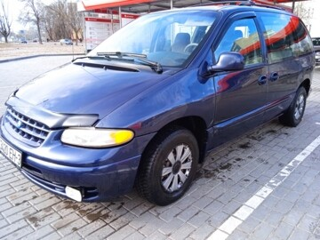 Chrysler Voyager III, 7 мест, 1998 г.