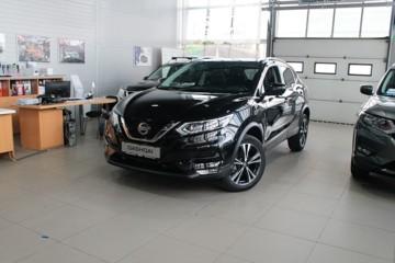 Nissan Qashqai II · Рестайлинг, 2020 г.