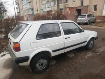 Volkswagen Golf II, 1991 г.