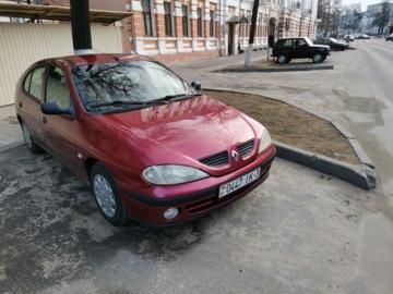 Renault Megane I, 1999 г.