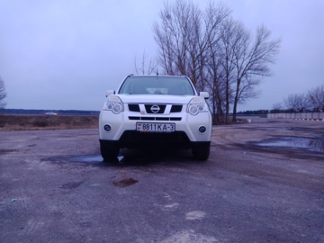 Nissan X-Trail II · Рестайлинг, 5 мест, 2010 г.