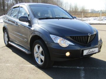 SsangYong Actyon I, 2008 г.