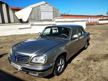 ГАЗ 31105, 2008 г.