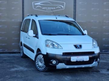 Peugeot Partner II, 2011 г.