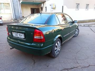 Opel Astra G, 1999 г.