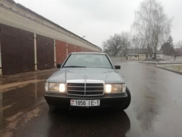 Mercedes-Benz 190 (W201), 1984 г.