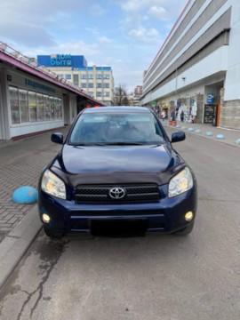Toyota RAV4 III (XA30), 5 мест, 2006 г.