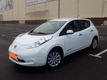 Nissan Leaf I, 2014 г.