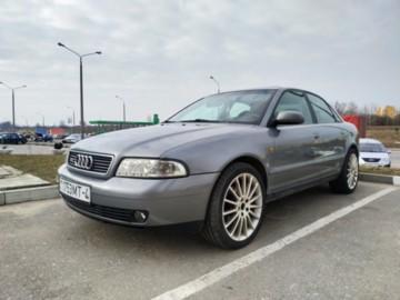 Audi A4 B5, 1997г.