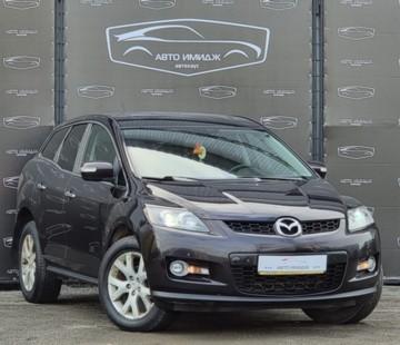 Mazda CX-7 I, 2007 г.