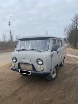 УАЗ 3909, 2013 г.