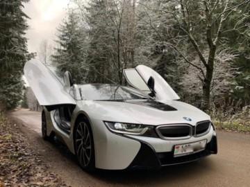 BMW i8 I (Рестайлинг), 2018 г.