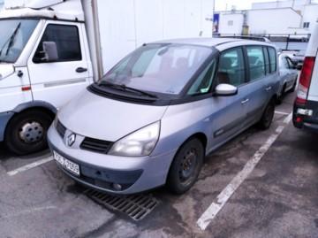 Renault Espace IV, 5 мест, 2004 г.
