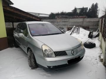 Renault Vel Satis I, 2003 г.