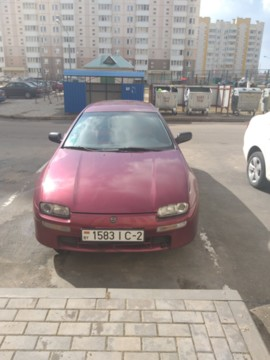 Mazda 323F, 1997 г.