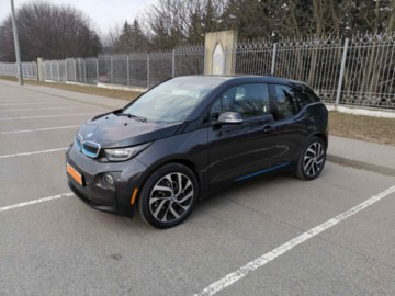 BMW i3 I01, 2014 г.