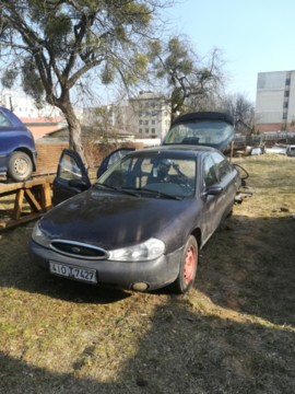 Ford Mondeo II, 1998 г.