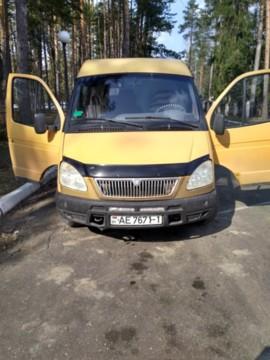 ГАЗ 3221, 2004 г.