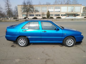 SEAT Toledo I · Рестайлинг, 1995 г.