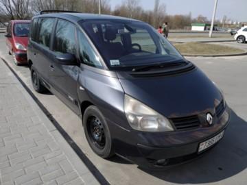 Renault Espace IV, 5 мест, 2005 г.