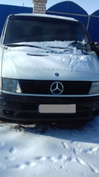 Mercedes-Benz Vito W638, 2000 г.