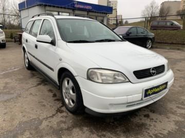 Opel Astra G, 2000 г.