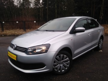 Volkswagen Polo Sedan I, 2013 г.