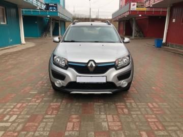 Renault Sandero II, 2016 г.