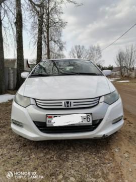Honda Insight II, 2010г.
