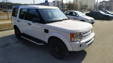 Land Rover Discovery III, 5 мест, 2008 г.