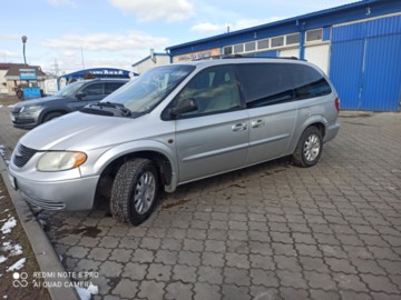Chrysler Town and Country IV, 7 мест, 2003 г.