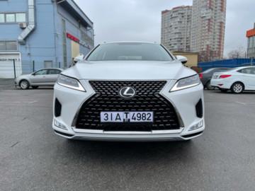 Lexus RX IV, 2020 г.