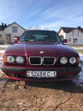 BMW 5 серия E34, 1995 г.