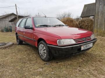 Peugeot 405, 1996 г.