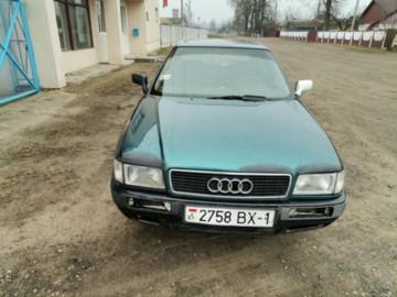 Audi 80 B4, 1991 г.