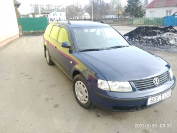 Volkswagen Passat B5, 1999 г.