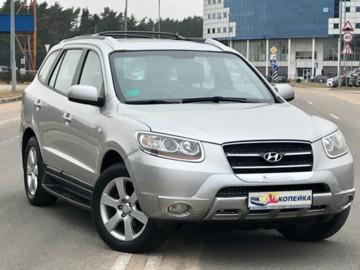 Hyundai Santa Fe CM, 7 мест, 2006 г.