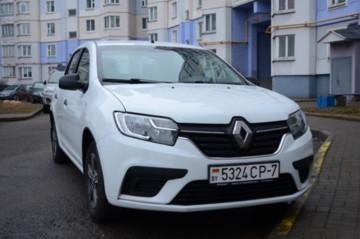 Renault Logan II · Рестайлинг, 2019 г.