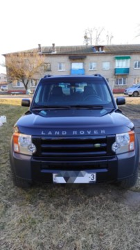 Land Rover Discovery III, 7 мест, 2007 г.