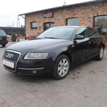 Audi A6 C6, 2006 г.
