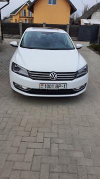 Volkswagen Passat (USA) I, 2011 г.