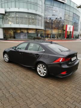 Lexus IS III, 2015 г.